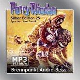 Brennpunkt Andro Beta / Perry Rhodan Silberedition Bd.25 (2 MP3-CDs)