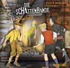 Die Schattenbande in Gefahr / Die Schattenbande Bd.3 (3 Audio-CDs)