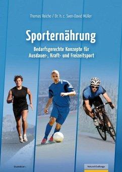 Sporternährung - Reiche, Thomas; Müller, Sven-David