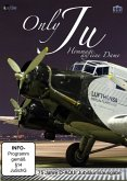 Only JU(52)-biläumsausgabe - 75 Jahre D-AQUI - Hommage an eine Dame, 1 DVD