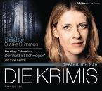 Der Wald ist Schweigen / Kommissarin Judith Krieger Bd.1 (4 Audio-CDs)