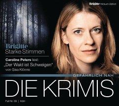 Der Wald ist Schweigen / Kommissarin Judith Krieger Bd.1 (4 Audio-CDs) - Klönne, Gisa