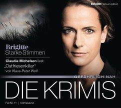 Ostfriesenkiller / Ann Kathrin Klaasen ermittelt Bd.1 (3 Audio-CDs) - Wolf, Klaus-Peter