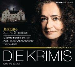 Kalt ist der Abendhauch, 4 Audio-CDs - Noll, Ingrid