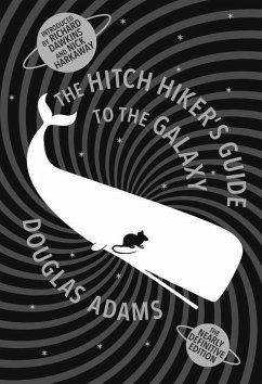 The Hitch Hiker's Guide to the Galaxy. 35th Anniversary Edition - Adams, Douglas