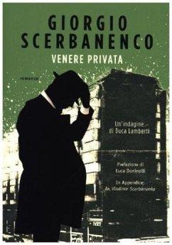 Venere privata - Scerbanenco, Giorgio