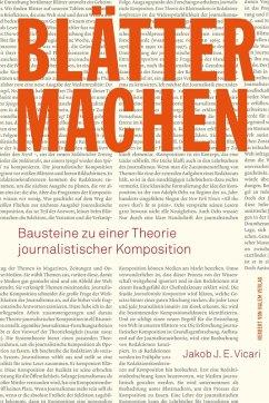 Blätter machen (eBook, PDF) - Vicari, Jakob J. E.