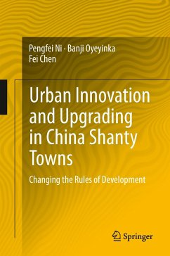 Urban Innovation and Upgrading in China Shanty Towns
