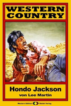 WESTERN COUNTRY 27: Hondo Jackson (eBook, ePUB) - Martin, Lee