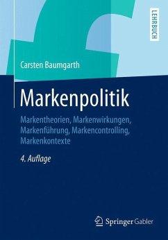 Markenpolitik - Baumgarth, Carsten
