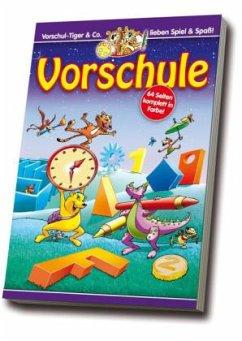 Vorschul-Tiger & Co. lieben Spiel & Spaß!