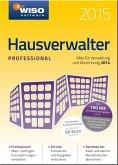 WISO Hausverwalter 2015 PROFESSIONAL - Alles für Verwaltung und Abrechnung 2014!