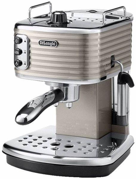 delonghi ecz 351 bg scultura siebtr ger espressomaschine portofrei bei b kaufen. Black Bedroom Furniture Sets. Home Design Ideas