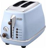 DeLonghi CTOV 2103 AZ Icona Vintage Toaster