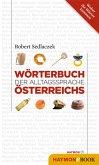 Wörterbuch der Alltagssprache Österreichs (eBook, ePUB)