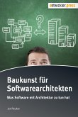 Baukunst für Softwarearchitekten (eBook, ePUB)