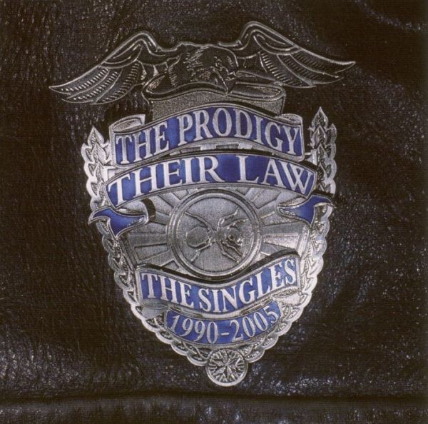 Their Law The Singles 1990 2005 Von The Prodigy Vinyl