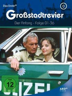 Großstadtrevier - Der Anfang: Folge 1 bis 36 (1...