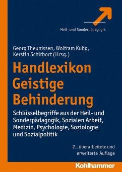 Handlexikon Geistige Behinderung (eBook, PDF)