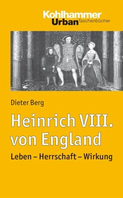 Heinrich VIII. von England (eBook, PDF) - Berg, Dieter