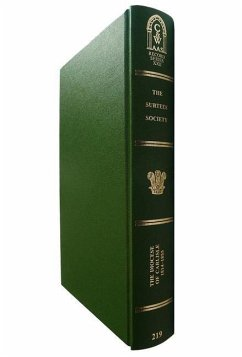 The Diocese of Carlisle, 1814-1855: Chancellor Walter Fletcher's `Diocesan Book', with Additional Material from Bishop Percy's Parish Notebooks. (Cumb