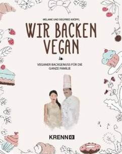 Wir backen vegan