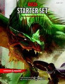 Dungeons & Dragons Starter Set (Six Dice, Five Ready-To-Play D&d Characters with Character Sheets, a Rulebook, and One Adventure): Fantasy Roleplaying