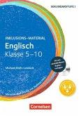 Inklusions-Material Englisch Klasse 5-10