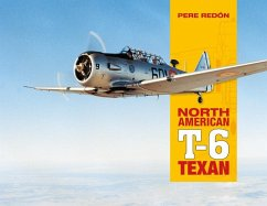 North American T-6 Texan - Redon, Pere