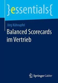 Balanced Scorecards im Vertrieb