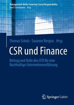CSR und Finance