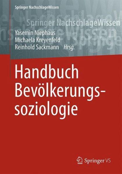 Handbuch Bevölkerungssoziologie