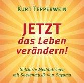 JETZT das Leben verändern!, 1 Audio-CD