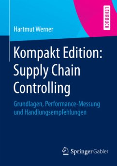 Kompakt Edition: Supply Chain Controlling - Werner, Hartmut