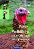 Puten, Perlhühner und Pfauen