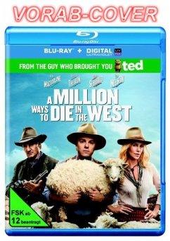 A Million Ways to Die in the West - Seth Macfarlane,Charlize Theron,Amanda Seyfried