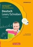 Deutsch Lesen/Schreiben 1./2. Schuljahr, m. CD-ROM