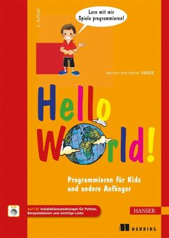 Hello World! (eBook, PDF) - Sande, Warren D.; Sande, Carter