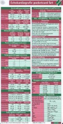 Echokardiografie pocketcard Set - Vidhun, Raghu