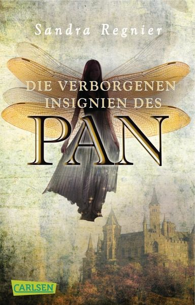 Buch-Reihe Pan-Trilogie von Sandra Regnier