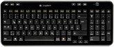 Logitech K 360 Wireless Keyboard schwarz