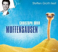 Muffensausen, 4 Audio-CDs