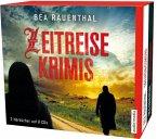 Zeitreisekrimis (Dreikönigsmord, Karfreitagsmord), 8 Audio-CDs