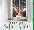 Schussfahrt / Kommissar Weinzierl Bd.1 (5 Audio-CDs)