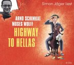 Highway to Hellas, 4 Audio-CDs