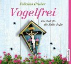 Vogelfrei / Rechtsmedizinerin Sofie Rosenhuth Bd.2 (5 Audio-CDs)