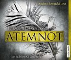 Atemnot / DCI Lou Smith Bd.1, 6 Audio-CDs