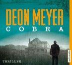 Cobra / Bennie Griessel Bd.4 (5 Audio-CDs)