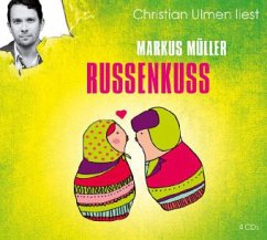 Russenkuss, 4 Audio-CDs
