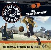 Der Teufelstopf / Die Wilden Kerle Bd.3 (1 Audio-CD)